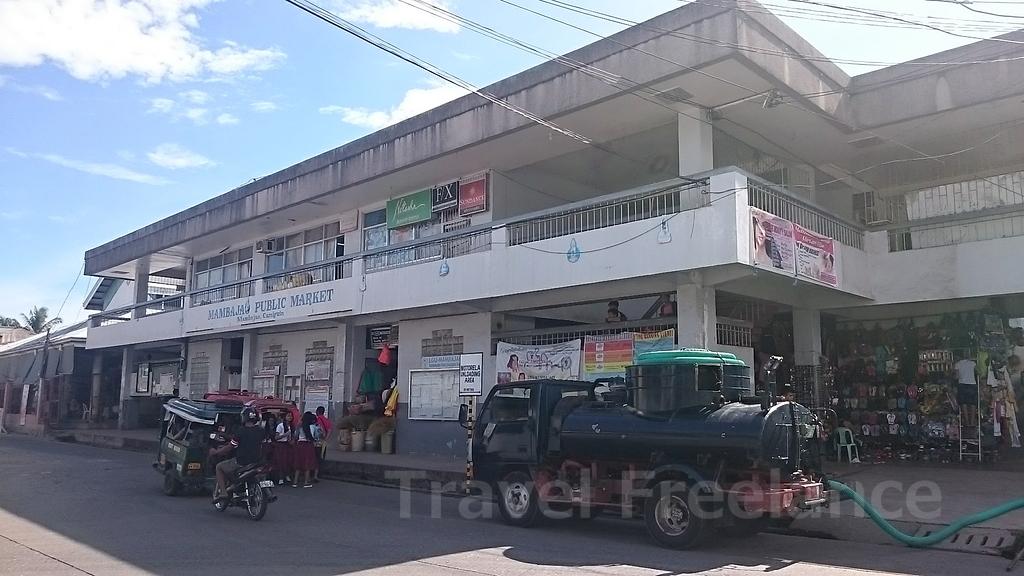 マンバハオ・パブリック・マーケット