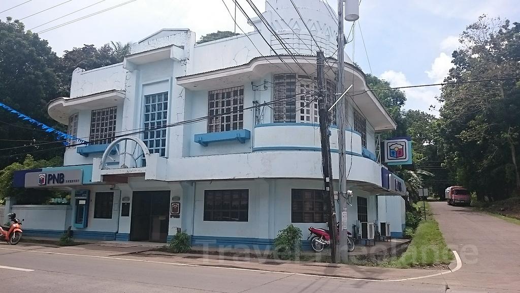 PNB(フィリピンナショナル銀行)のATM