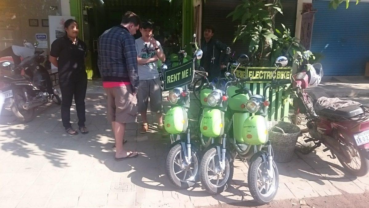 グリーン・E・バイク(Green E Bike)